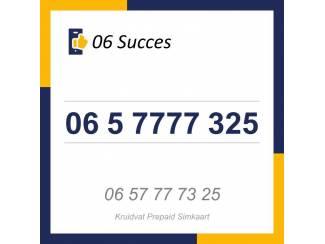 06 5 7777 325 (Lebara) | 06 Succes