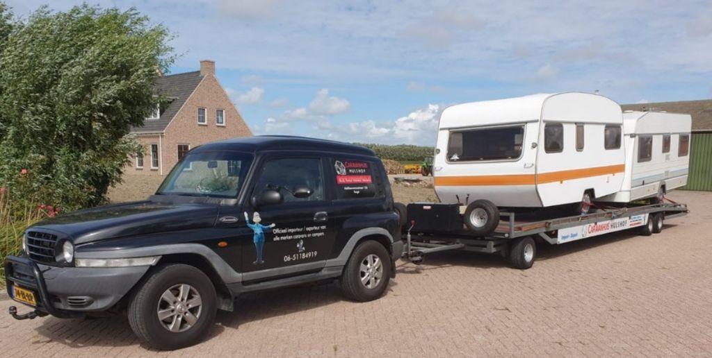 Diverse Goedkope Caravans Super Koopje