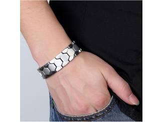 Therapeuten Therapie met magneet armbanden