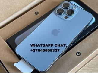 Apple iPhone 13 Pro voor 700euro, iPhone 13 Pro Max voor 750euro