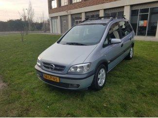 Opel Zafira 1.6-16V Elegance 7 Persoons